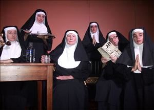 Hail Mary: world premiere of fun nun comedy
