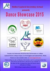 MCSS Dance Showcase 2015