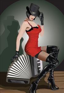 Jazz Garters 4