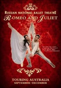 Russian National Ballet - Romeo and Juliet