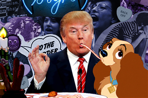 ANU Women's Revue: Lady and the Trump