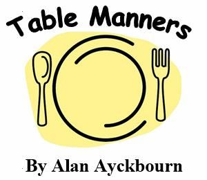 Table Manners By Alan Ayckbourn