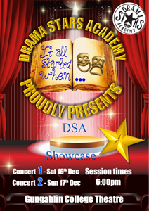 Drama Stars Academy 2017 Showcase