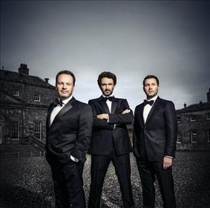 The Celtic Tenors The Irish Songbook Tour 2018