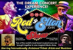Rod Stewart & Elton John Show