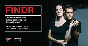 findr - contemporary musical from composer Adrian Kingwell