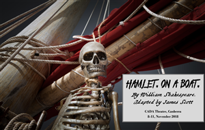 Hamlet. On A Boat.