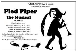 Pied Piper the Musical