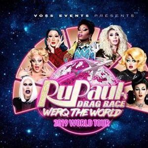Rupauls Drag Race: Werq The World Tour