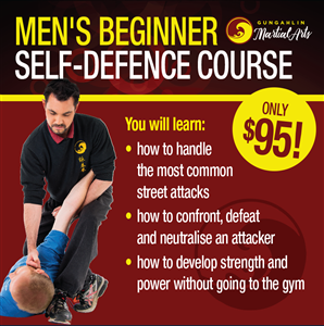 Men's Self-Defence