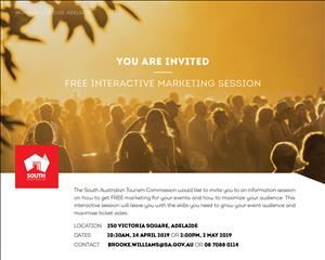 Free Interactive Marketing Session