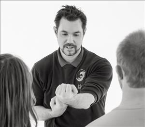 The Peaceful Warrior Beginners Self-Defence Course
