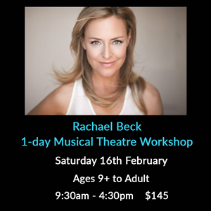 Rachael Beck Musical Theatre Workshop
