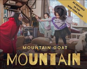 Mountain Goat Mountain - An audio interactive theatre experience !