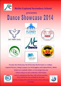 MCSS Dance Showcase 2014