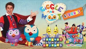 Giggle and Hoot and Friends