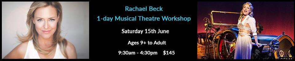 Rachael Beck Musical Theatre Workshop
