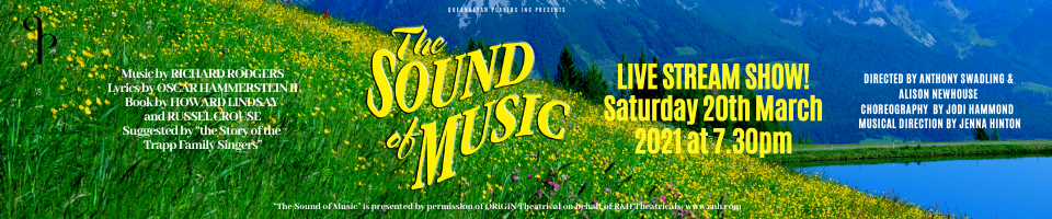 The Sound of Music - ONLINE STREAMING SHOW