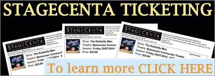 StageCenta Ticketing